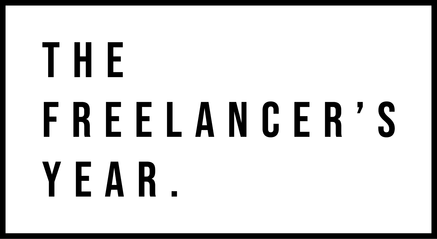 The Freelancer's Year
