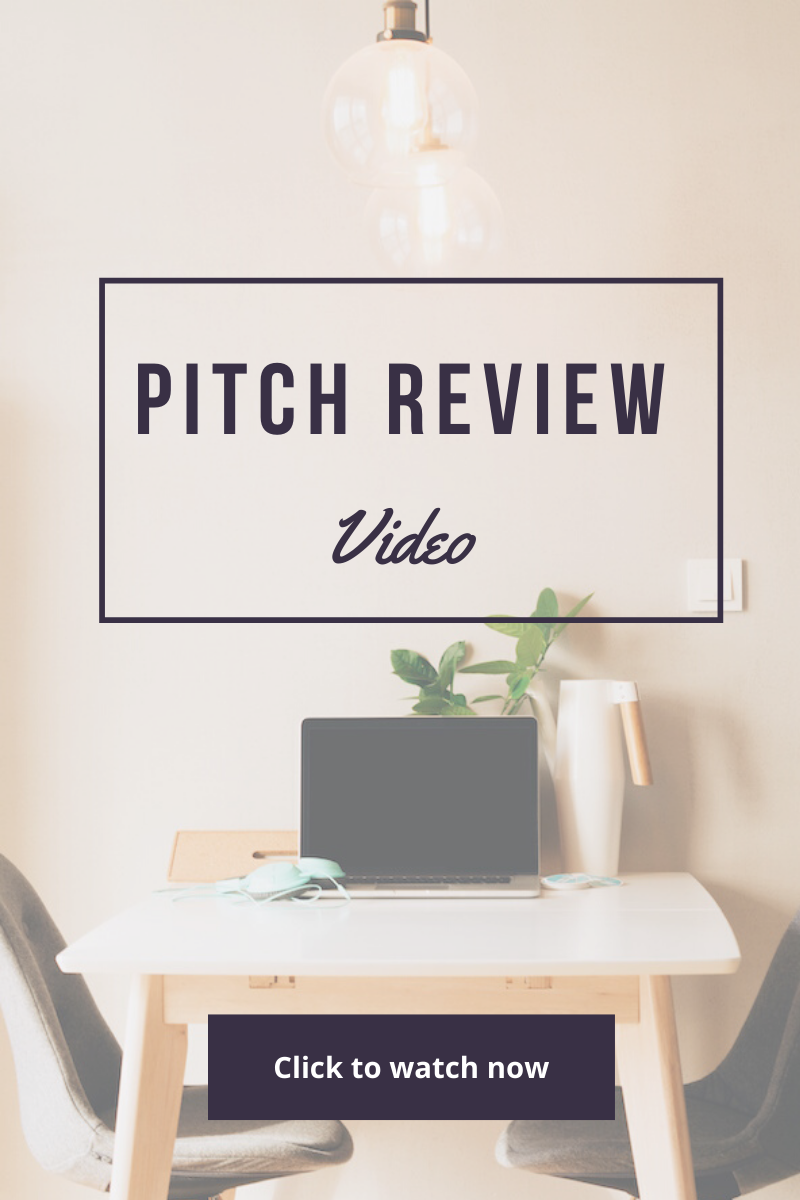 Pitch review video
